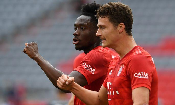 Бавария - Фортуна 5:0. Очередной идеальный матч