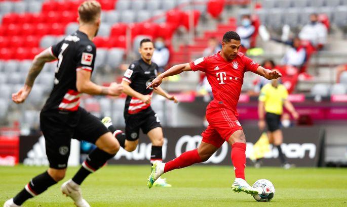 Бавария повторила рекорд Бундеслиги. Соперники мюнхенцев 69 раз забивали в свои ворота