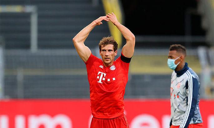 Три игрока Баварии вышли из лазарета перед матчем с ПСЖ, Горецка под вопросом