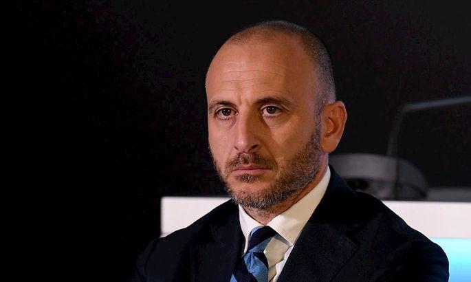 Аузилио сохранит должность спортдира в Интере до 2022 года
