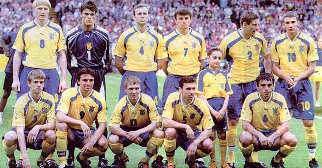 В этот день двадцать лет назад Украина впервые сыграла против Англии. Подопечные Лобановского не сделали сенсацию - изображение 1