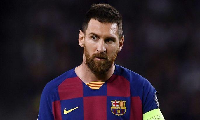 Лео Мессі про пандемію: Футбол, як і життя в цілому, думаю, ніколи не буде колишнім