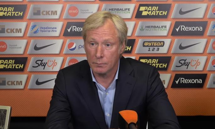 Олексій Михайличенко: Після матчу я і президент сказали хлопцям, що перед фіналом треба забути цю гру