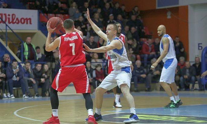 БК Прометей зіграє з Левскі на старті кваліфікації Ліги Чемпіонів