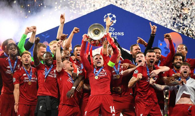 Год назад Ливерпуль, при помощи спорного пенальти, обыграл Тоттенхэм в финале Лиги Чемпионов