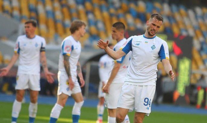 Рома интересуется защитником Динамо