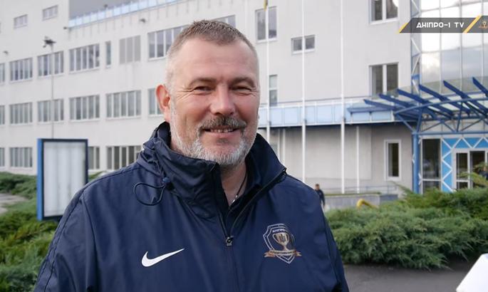 Президент Дніпро-1 про матч із Олімпіком: Команда грала не до останньої хвилини