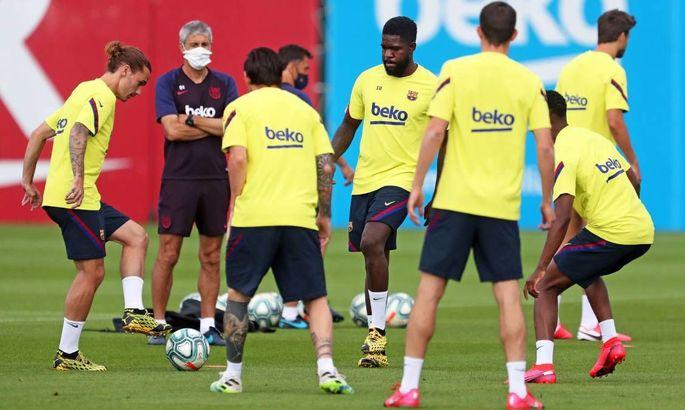 RAC1: пять игроков Барселоны сдали положительный тест на коронавирус в начале пандемии
