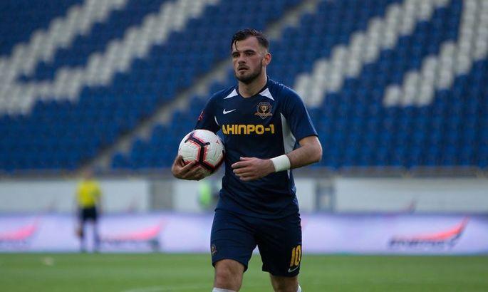 Лучший футболист 24-го тура украинской Премьер-лиги по версии читателей UA-Футбол