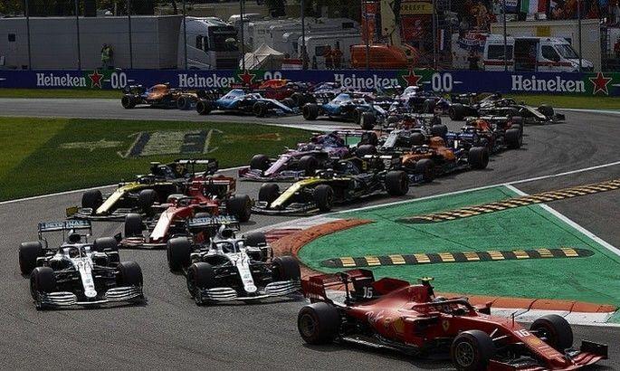 Формула-1. Боттас перемагає у останній Практиці Гран-прі Угорщини
