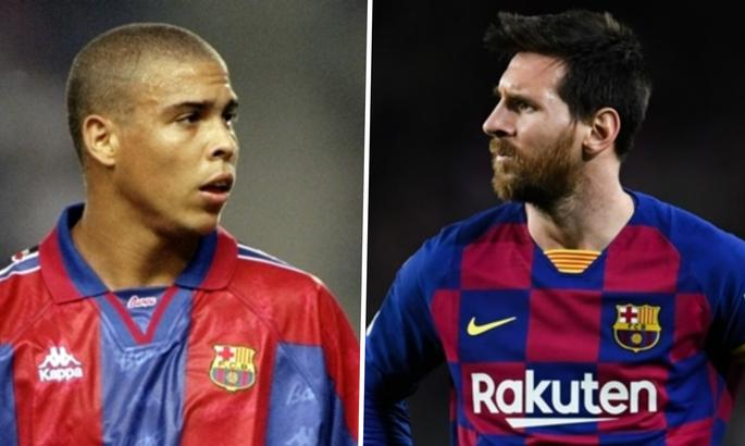 Экс-игрок Барселоны: Пока что лишь Месси может делать на поле то, что делал Роналдо