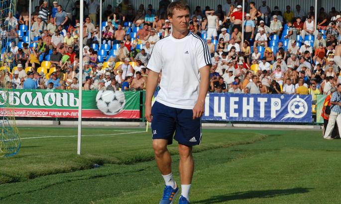 Перший форвард, який забив 100 голів в УПЛ. Сергій Ребров відзначає День народження