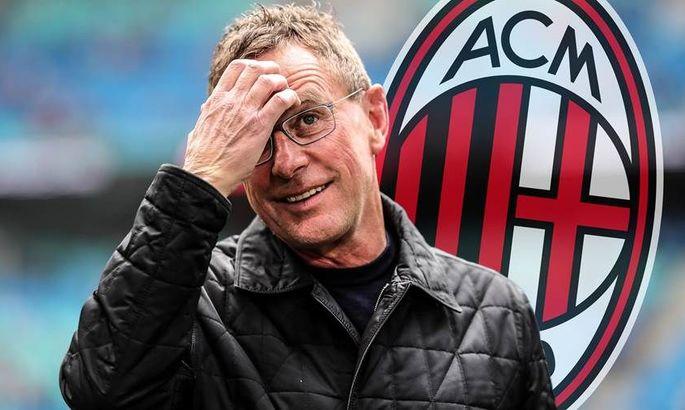 Мальдини уже в курсе? Рангник определил трансферные цели Милана в случае своего переезда в Италию
