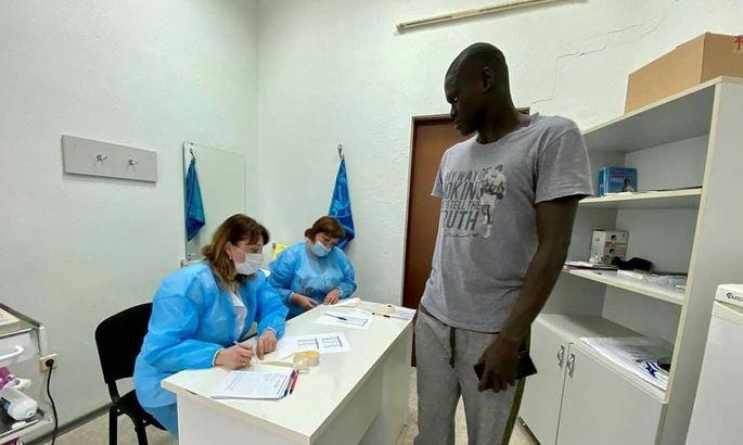 Дніпро-1 здав повторні тести на коронавірус