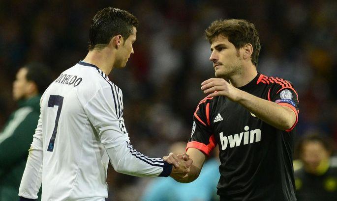 Касильяс – про лучших игроков в истории Реала и испанцев, которые заслужили выиграть Золотой мяч