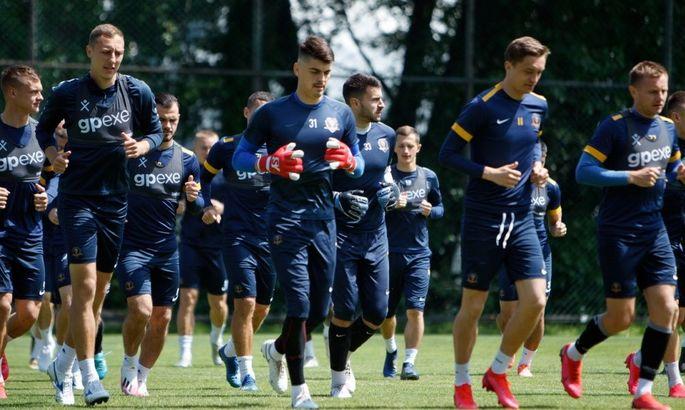 Чотири гравці Дніпра-1 відновилися після травм і готуються до матчу зі Львовом