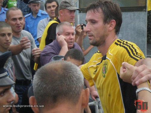 Буковина так и не стала жемчужиной западно-украинского футбола. Хотя задатки были - изображение 3