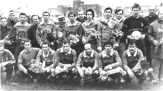 Буковина так и не стала жемчужиной западно-украинского футбола. Хотя задатки были - изображение 1