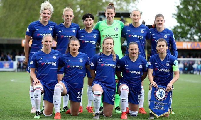 Жіноча команда Челсі достроково визнана чемпіоном – Ліверпуль вилітає з вищого дивізіону