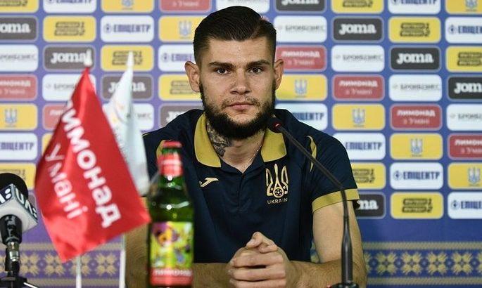 Вратарь молодежной сборной Украины указал на причину неудач команды Руслана Ротаня