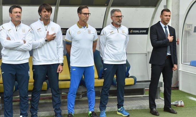 Педро Харо: Андрій Шевченко - дуже вимогливий тренер, як до футболістів, так і до колег