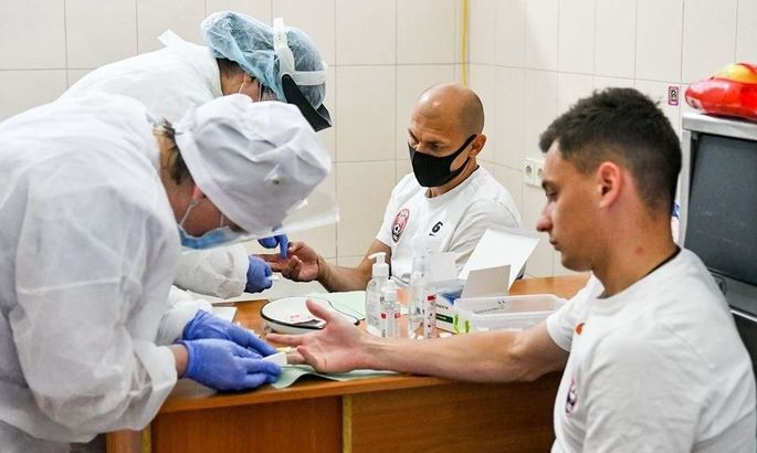 Глава медичного департаменту УАФ: Зоря 28-го травня зробила тест на імуноглобулін, а не на коронавірус