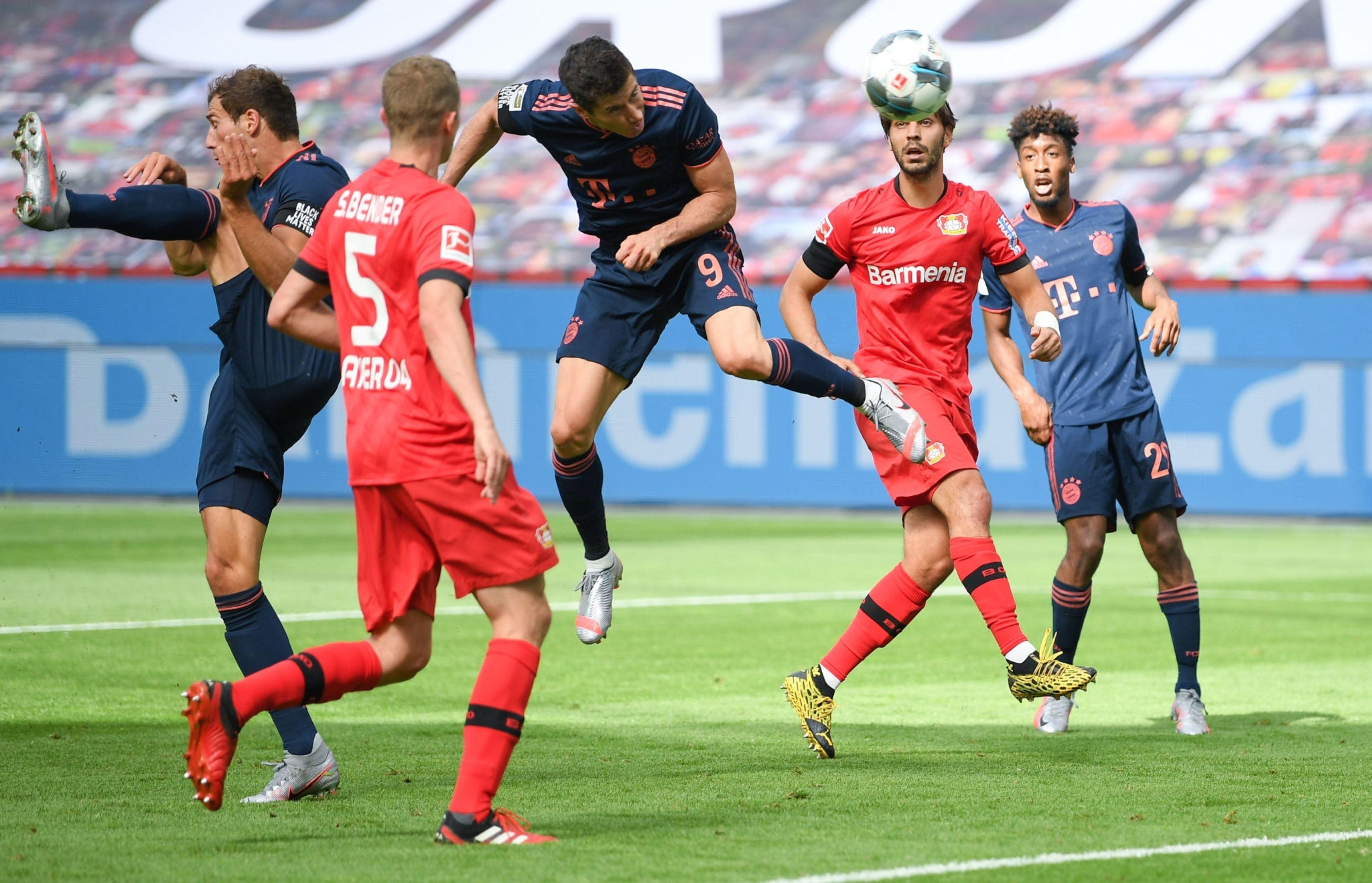 Левандовски побил личный рекорд по голам за клубный сезон - изображение 1