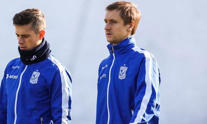Костевич зробив асист і взяв участь в призначенні двох пенальті в матчі за Лех