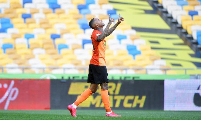 Герой футбольного дня. Фернандо