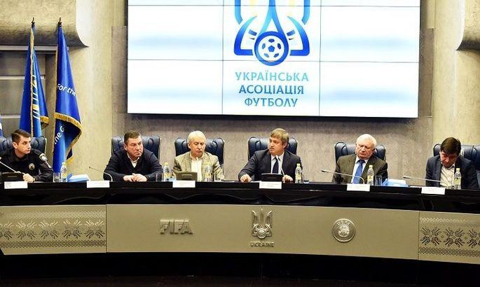 Исполком УАФ решил провести Конференцию ПФЛ