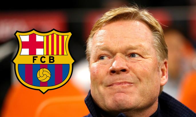 Сетьен будет уволен с поста тренера Барсы в понедельник, его заменит Куман