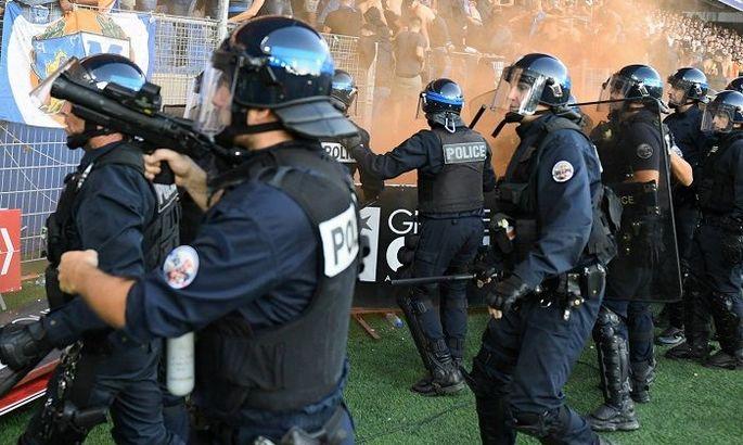 Беспредел во Франции: три клуба стали жертвами международной преступной группы