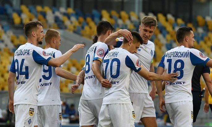 Бурбас озвучил сумму премиальных игрокам Динамо за выход в группу ЛЧ