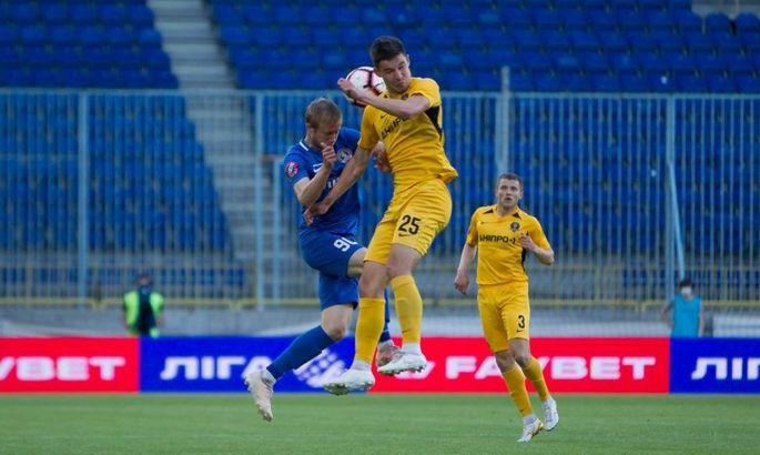 ФК Львов - СК Днепр-1 1:2. Видеообзор матча