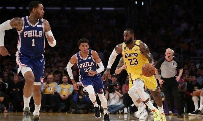 Юмор в НБА: самые смешные моменты сезона. ВИДЕО