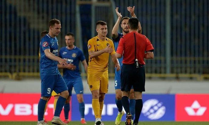 Дикий: Информация о том, что Днепру-1 не разрешили играть матч с Львовом на домашнем стадионе, не соответствует действительности