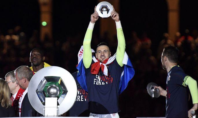 Субашич объявил об уходе из Монако - он провел в команде 8 лет и выиграл Лигу 1