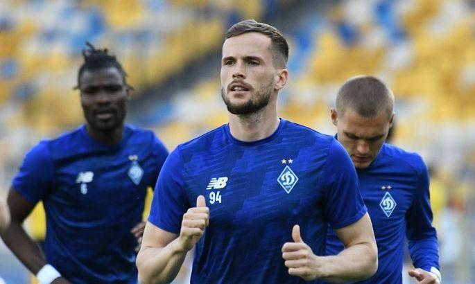 Кендзера: Я в Динамо уже четвертый сезон - мне очень хочется выиграть чемпионство