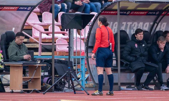 Монзуль будет арбитром ВАР на матче Динамо - Ворскла и другие судейские назначения 11-го тура УПЛ