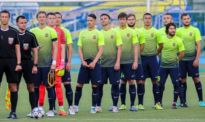 Арарат-Армения обыграл Арарат. Украинцы забили по голу