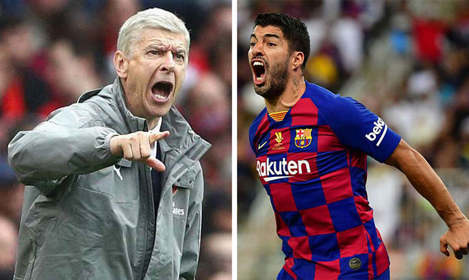 Венгер: Я уверен, что Барселона приобретет еще одного форварда