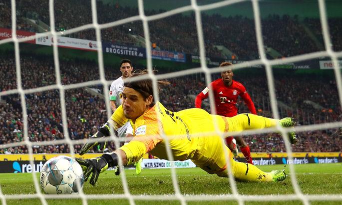 Боруссія Менхенґладбах - Баварія. Прогноз на матч Бундесліги