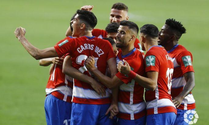 Гранада - Реал. Дивитися онлайн LIVE пряму відеотрансляцію матчу чемпіонату Іспанії
