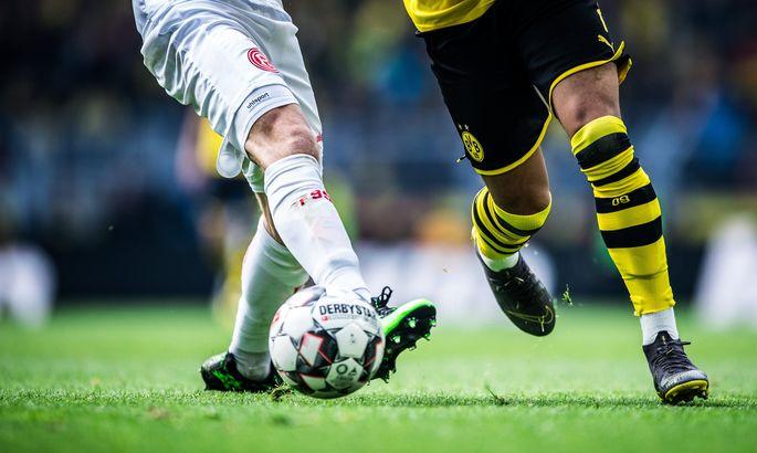 Фортуна - Боруссия Дортмунд. Смотреть онлайн прямую видеотрансляцию матча Бундеслиги