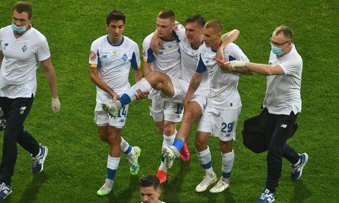 Заря - Динамо 1:3. Видео голов и обзор матча