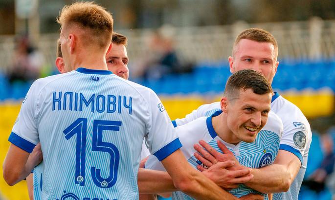 Динамо Мінськ - Славія 1:0. Мінімальний успіх команди Кучука