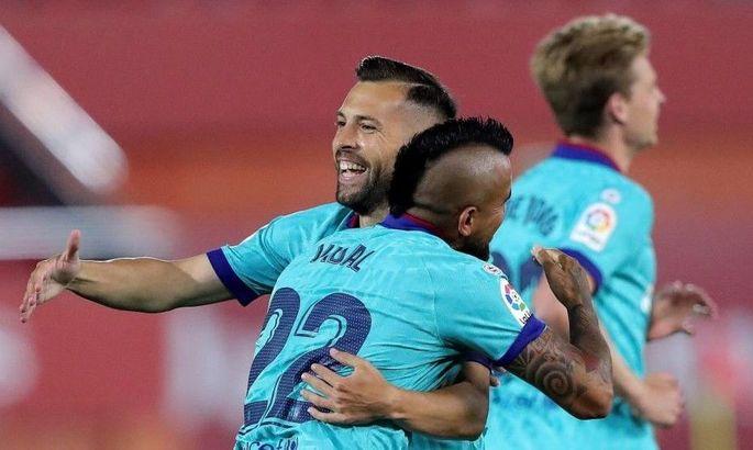 Альба: У Барселоны впереди еще 10 финалов