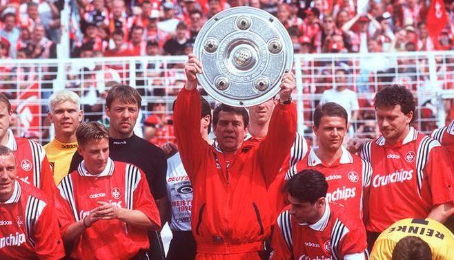 Четырехкратный чемпион Германии объявит себя банкротом