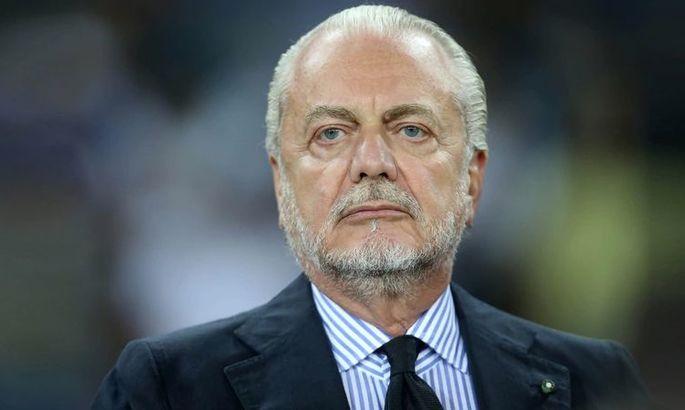 Президент Наполи: УЕФА и ФИФА убивают футболистов