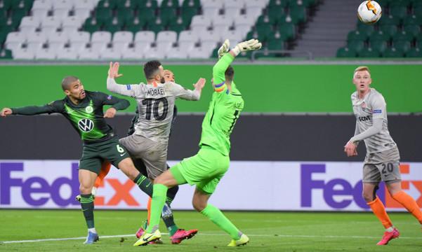 ЗМІ: Шахтар проведе матч-відповідь проти Вольфсбурга в Україні